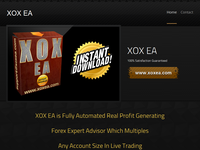 XOX Expert Advisor And FX Trading Robot - Best Forex EA's 2014