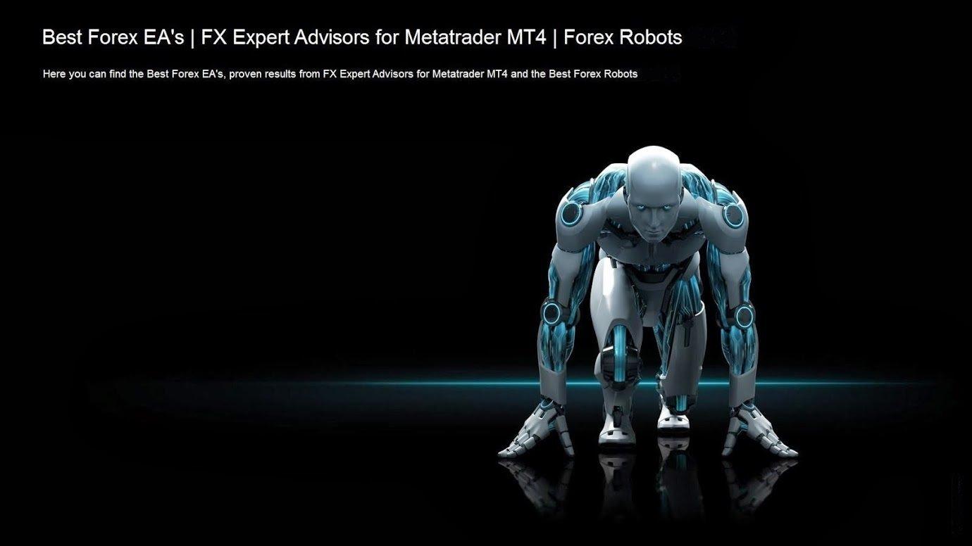 Best Forex EA's - Expert Advisors - FX Robots