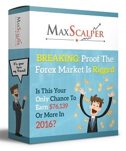 Max Scalper Expert Advisor And FX Trading Robot - Best Forex EA's 2016