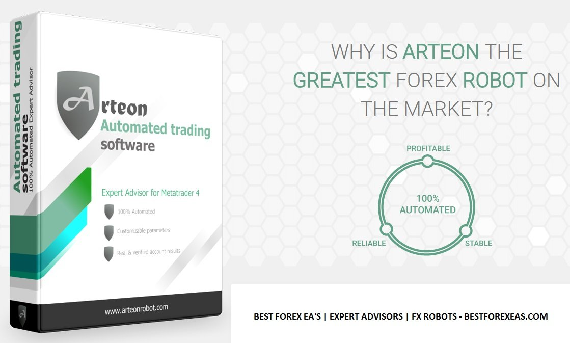 Arteon Forex Robot Review - Best Expert Advisor For Automated FX Trading Uses The Powerful Metatrader 4 (MT4) Platform For Long-Term Profits