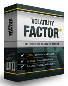 Volatility Factor 2.0 PRO Forex Expert Advisor And FX Trading Robot - Best Forex EA's 2018