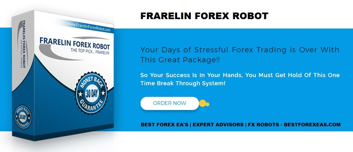 Frarelin Forex Robot Review - Best Expert Advisor For Long-Term FX Profits And Reliable Forex EA For Metatrader 4 Created By Randy Clinton