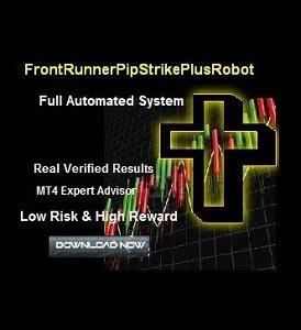 FrontRunnerPipStrikePlusRobot