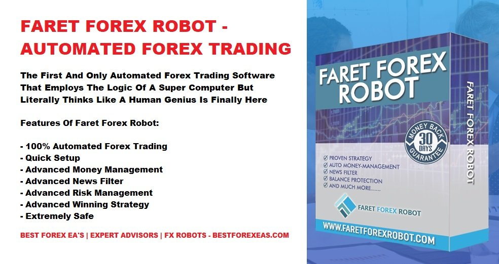 Faret Forex Robot Review - Best Expert Advisor For Long-Term FX Profits And Profitable Forex EA For The Metatrader 4 (MT4) Trading Platform