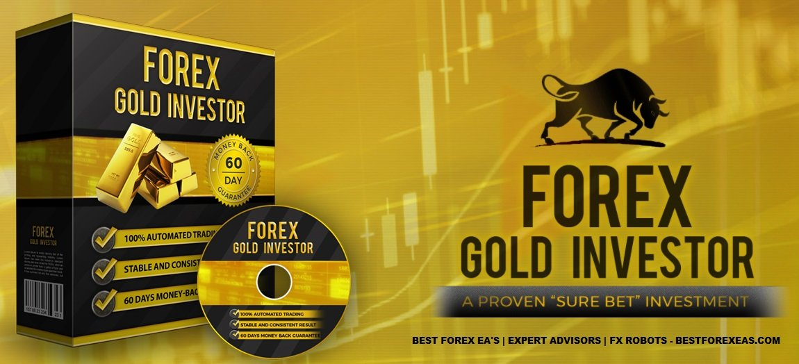 Forex Gold Investor EA Review - Best FX Expert Advisor For XAUUSD Trading And Profitable Forex Gold Trading Robot Created By The FXAutomater Team